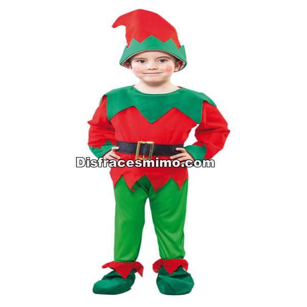 17 mejores ideas sobre disfraz de elfo en pinterest - Disfraces para ninos de navidad ...