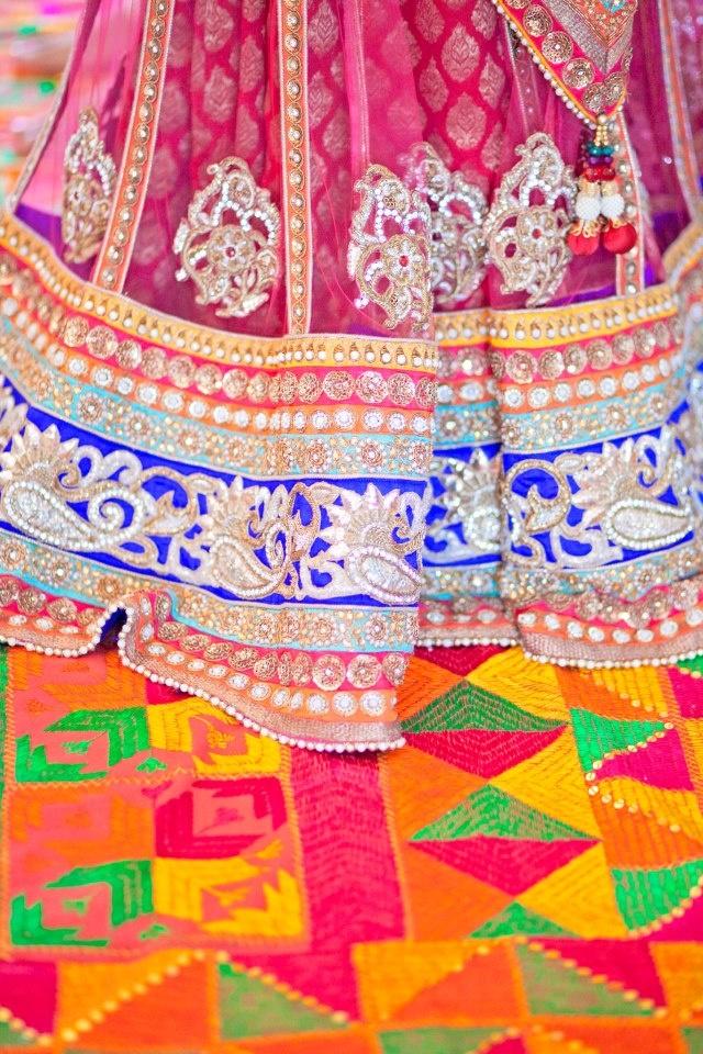 Inspiration for a punjabi bride