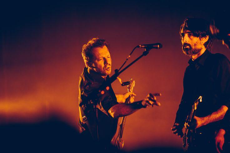 dEUS Live Concert @ Cirque Royal Bruxelles 20/12/2014