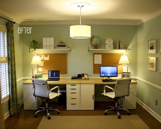 Interior Decorating On A Limited Budget | Office On A Budget Design Ideas,  Pictures,