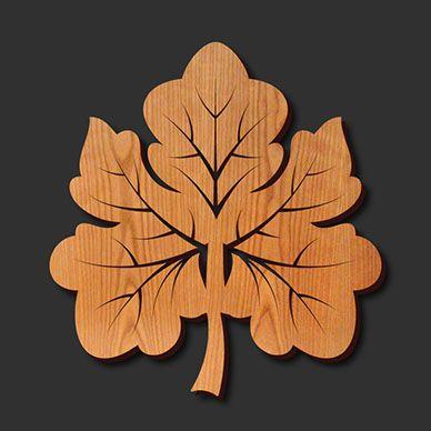Decorative Laser Cut Wood Trivet