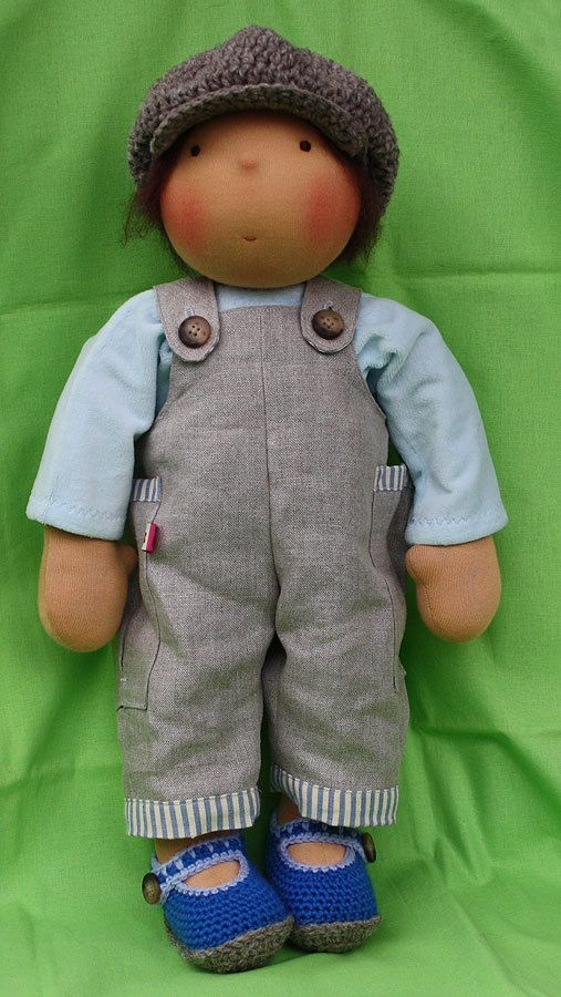 Boy Waldorf Doll