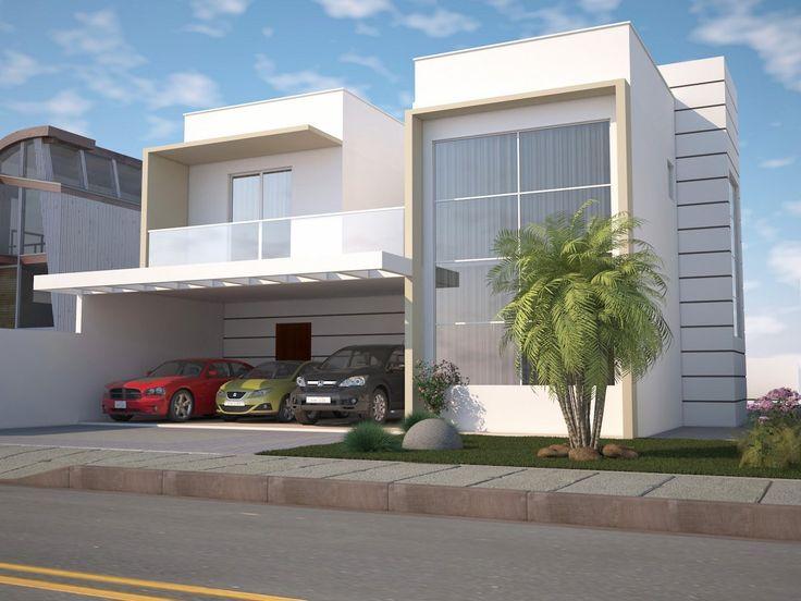 Mejores 37 im genes de edificios en pinterest fachada for Casa moderna de 7 00m x 15 00m