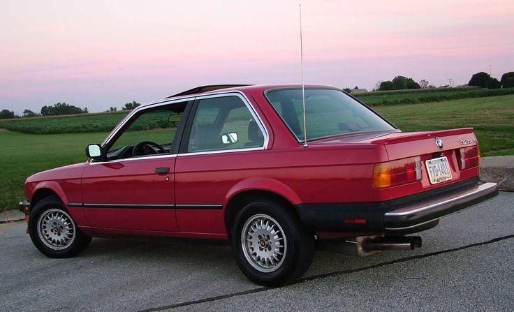 1986 bmw 325 es