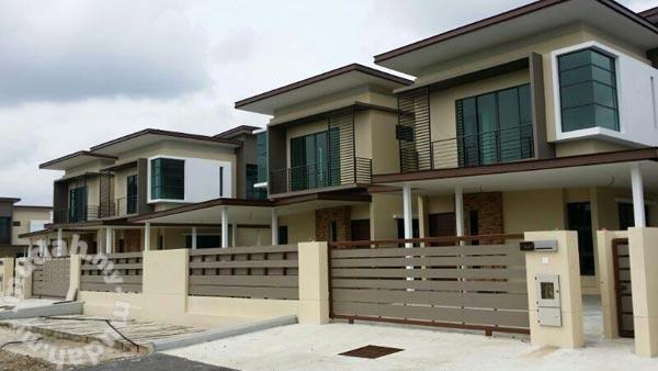 Bangi,Putrajaya,Seremban - Houses for sale in Bangi, Selangor