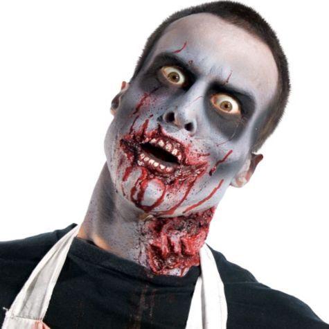 7 best Halloween images on Pinterest | Halloween ideas, Fx makeup ...