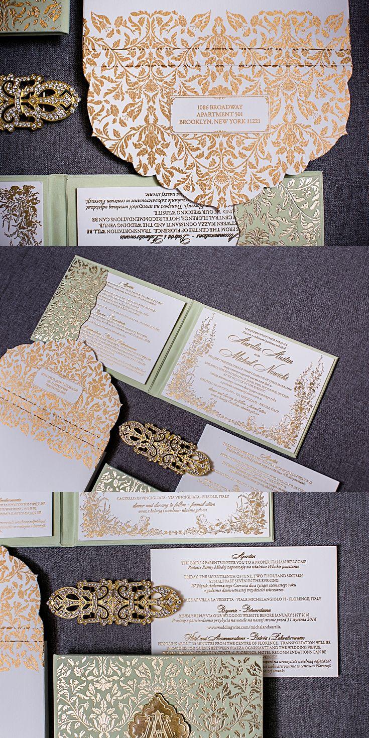 102 Best Unique Envelopes Images On Pinterest Gold Weddings
