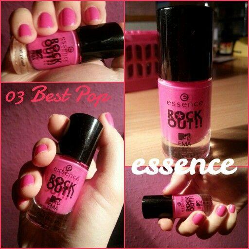 #essence Rock Out!! 03 Best Pop