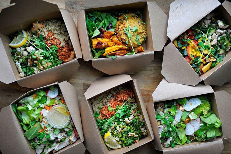 Pide tu comida #vegetariana o #vegana a domicilio con @justeatspain y obtén descuento con @cupon.es