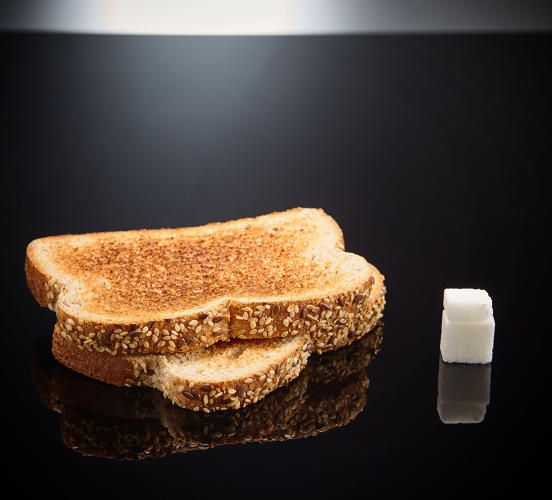 <p>Even bread has more than you think.</p>