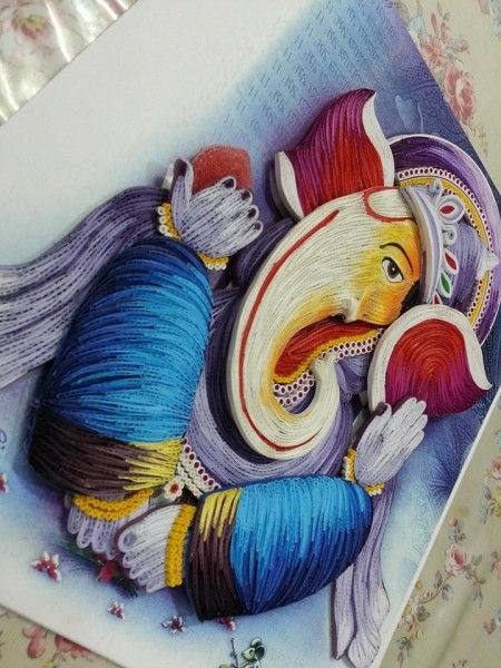 17 Best images about ganpati on Pinterest | Acrylics ...