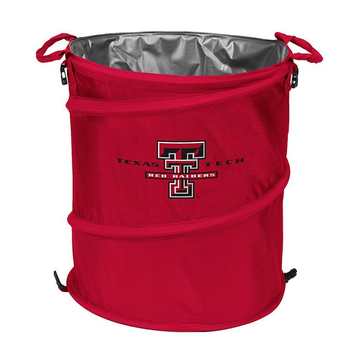 Logo Chair 3-in-1 Cooler - Texas Tech University
