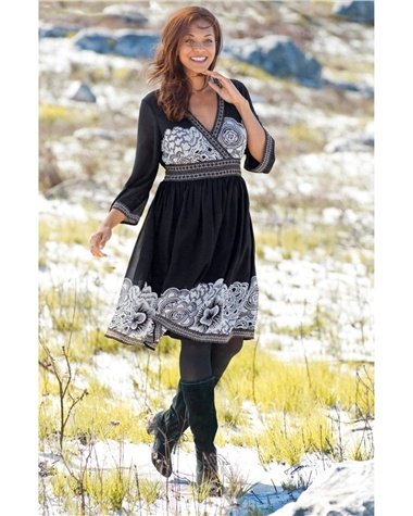 Robe grande taille femme TAILLISSIME