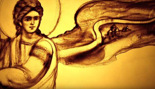 Новый фильм Ксении Симоновой на песню Джурджевдан  Талантливейшая художница Ксения Симонова поделилась с поклонниками своей новой работой вдохновленной её любимой сербской песней Джурджевдан (Юрьев День) и драмой Косово. Сербы - великий народ любимый Богом несгибаемый всепрощающий и всегда поющий. Для меня огромная честь считать себя  http://ift.tt/2modKWk  #Kosovo #Kseniyasimonova #Sandanimation #Sandart #Sandgeography #Serbia #Балканы #Музыка #Песочнаяанимация #Сербия