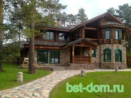 Лучший дом блог компании: Дом из кедра