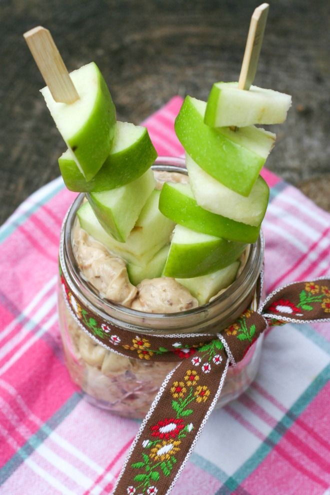 Caramel Apple Dip :: Blooming on Bainbridge