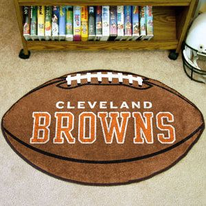 NFL - Cleveland Browns Football Mat