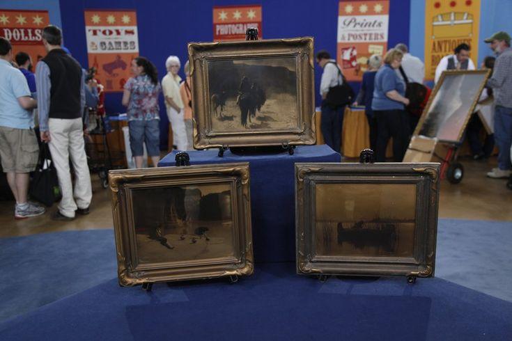 Edward Curtis Orotones, ca. 1908  $15,000 Auction  –  $22,500 Auction