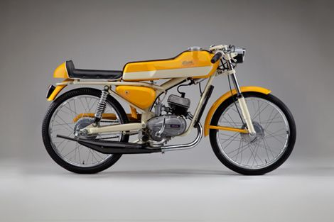 Beautiful Italian Motorcycles from the 1950s and 1960s