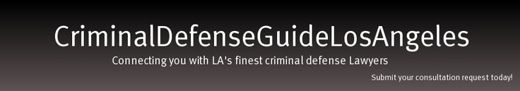 Best Criminal Defense Lawyer/Attorney In Los Angeles, CA! Free Case Consultation!