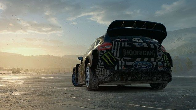 Disponible depuis hier soir, l'extension Blizzard Mountain de Forza Horizon 3 vous propose de découvrir une nouvelle zone enneigée, glacée et sujette à des tempêtes qui vous limiteront grandement la visibilité. On vous propose dans la suite de l'article de découvrir une vidéo de gameplay qui est la première course que vous ferez à bord de la Ford Focus RS RX de Ken Block après avoir été jeté par un hélicoptère en haut d'une montagne. En savoir plus sur…
