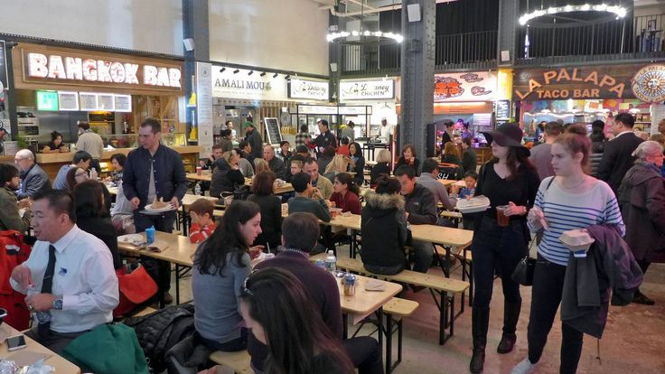 Food courts constitute the most significant development in restaurant real…