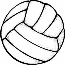 I love volleyball!<3