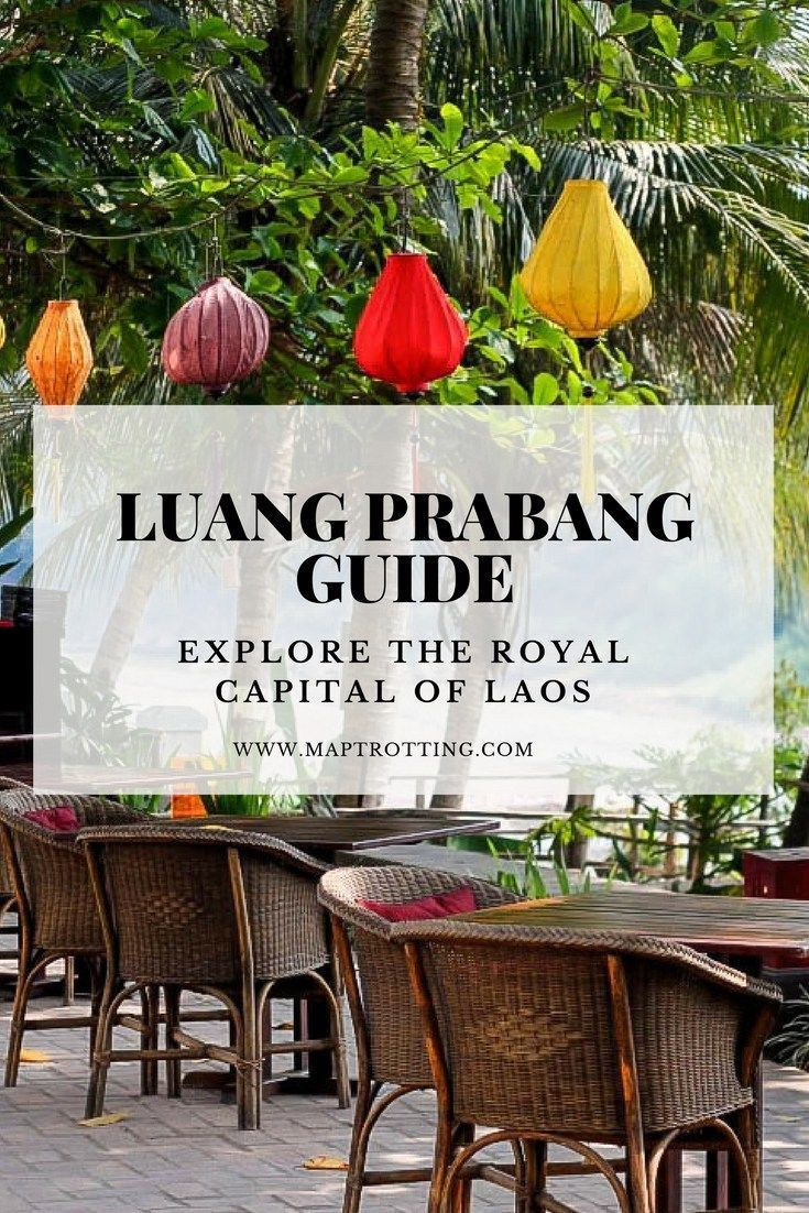 A helpful Luang Prabang Guide for independent travellers. Discover what to do and see, where to sleep and eat in this royal capital of Laos. Luang Prabang | Laos | See and Do in Luang Prabang | Travel Guide | Luang Prabang Guide | Travel Tips | SE Asia |