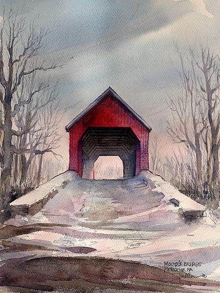 James Mann       Watercolor