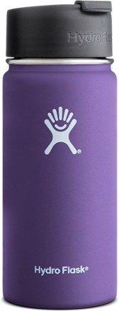 Hydroflask coffee and tea. Color purple