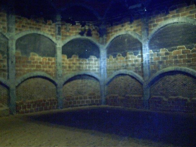 """Parte del """"Circo Romano"""" en el establecimieto temático """"Es Fogeró"""""""
