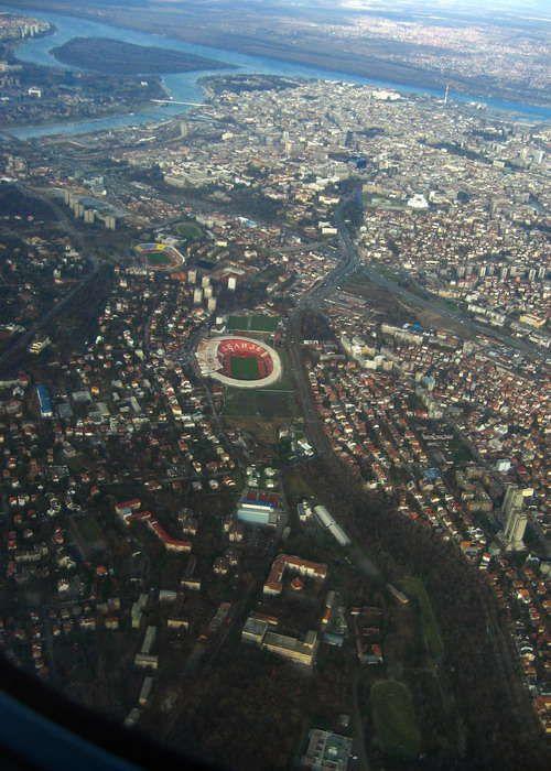 BELGRADE - Stadion Crvena Zvezda / Marakana (51,395) - SkyscraperCity