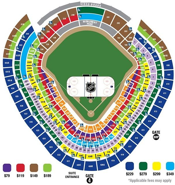Rangers Nhl Stadium Series Yankee Stadium Tickets Seating Chart Tickpick In 2020 Stadium Series Ranger Stadium Yankee Stadium