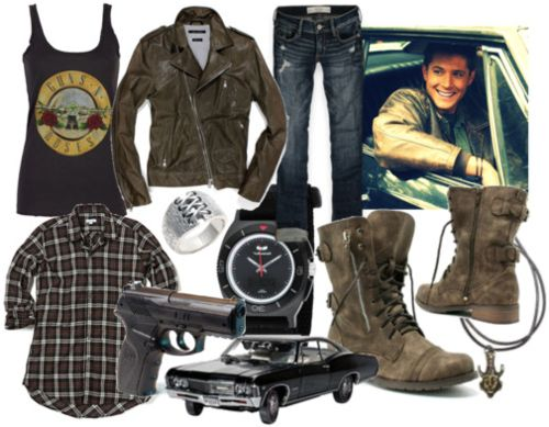 Supernatural: Dean Winchester