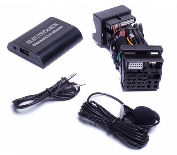 Bluetooth Freisprecheinrichtug Freisprechanlage Mit Usb Aux Ford