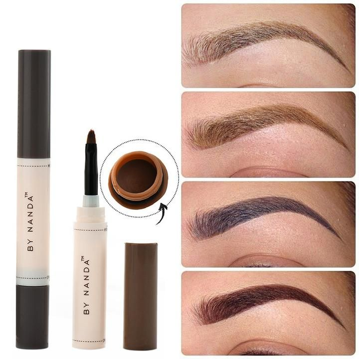 Professional Waterproof Makeup Eyebrow Set Tint My…