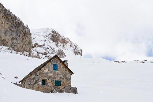Lindo lugar en los Pirineos.