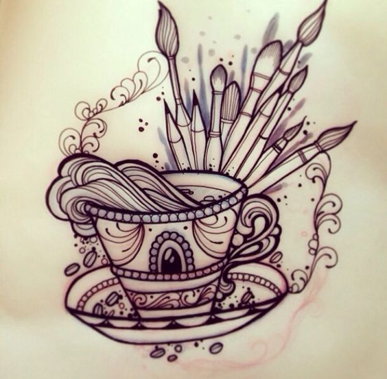 Neo Traditional on Pinterest | Neo Traditional Tattoo, Victorian ...
