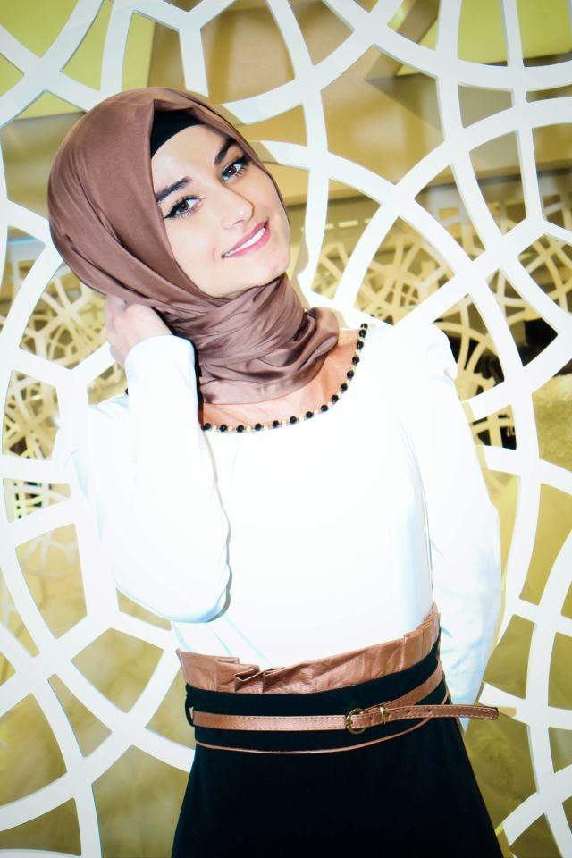 modern hijab 2012-2013