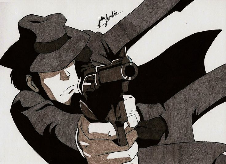 Jigen Daisuke by Sherlockian