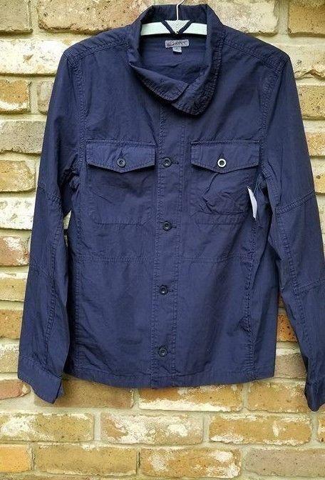 95386e7ec NEW Dark Blue Merona Women's Jacket Light-Weight Sizes S, M, L, XL Cla –  LivinRyte