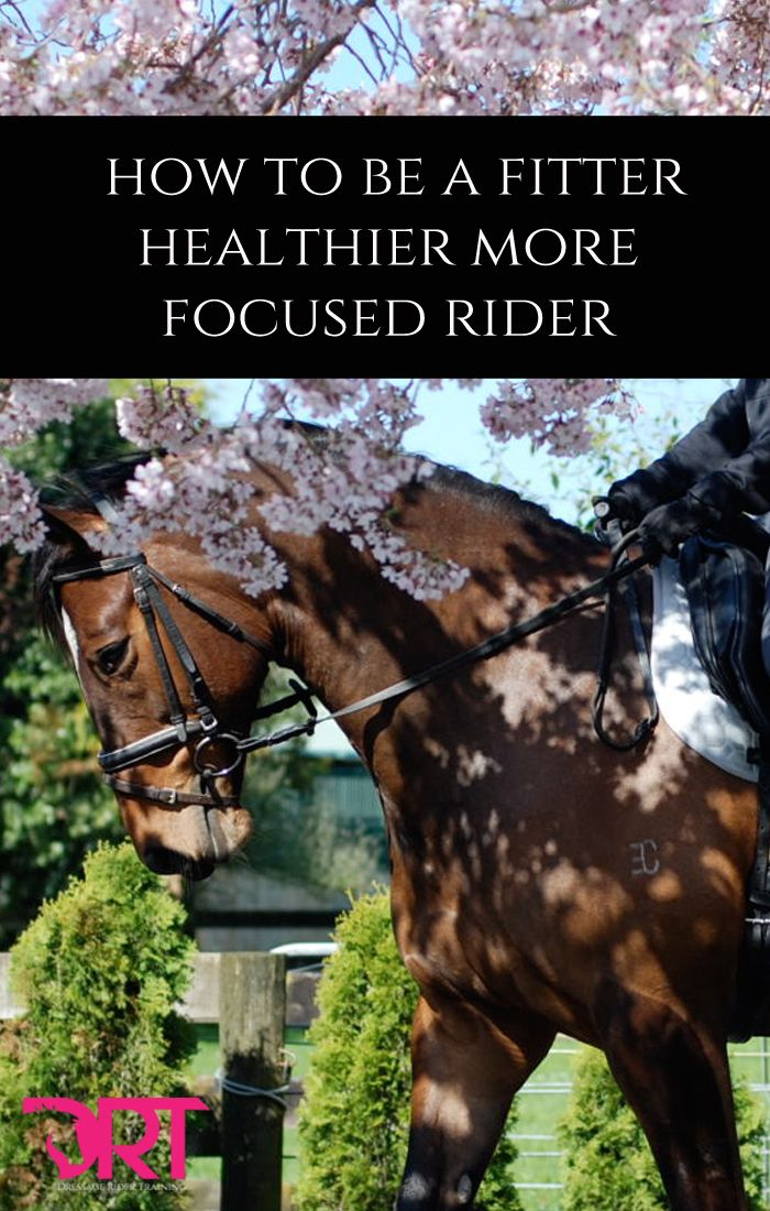 Learn some tips on how to improve your rider wellbeing. Fitness through to nutrition and mindset
