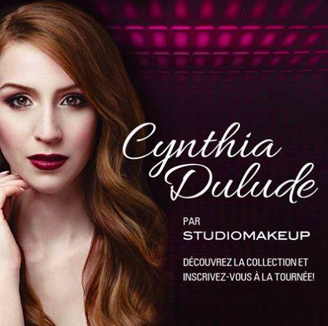Collection exclusive de Cynthia Dulude par STUDIOMAKEUP