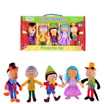 Pinocchio - Finger Puppets