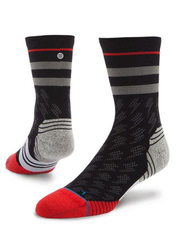 Stance Socks - Men's Bolt Crew Performance   www.fitshop.co.nz