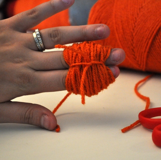 Image Detail For Simple Yarn Kid Crafts Fall