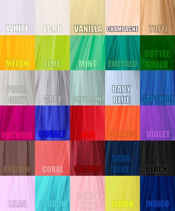 Ecru tulle skirt Handmade maxi skirt Handmade tutu by Fanfaronada