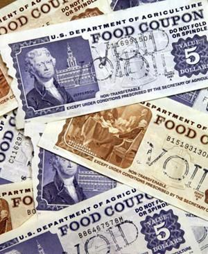 Expository Essay on Food Stamps within the United States