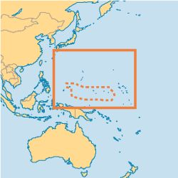 Pray for Federated States of Micronesia.