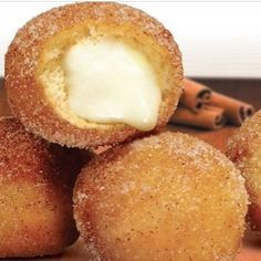 Taco Bell Cinnabon Delights... This is the closest thing I could find for the recipe for these...